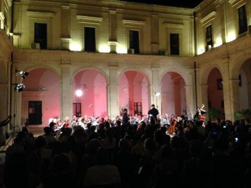 Modica concert